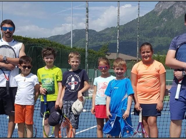 école de tennis du cstc