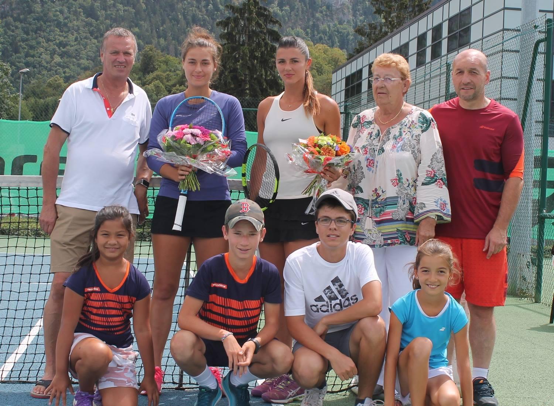 finale dames open cstc 2018