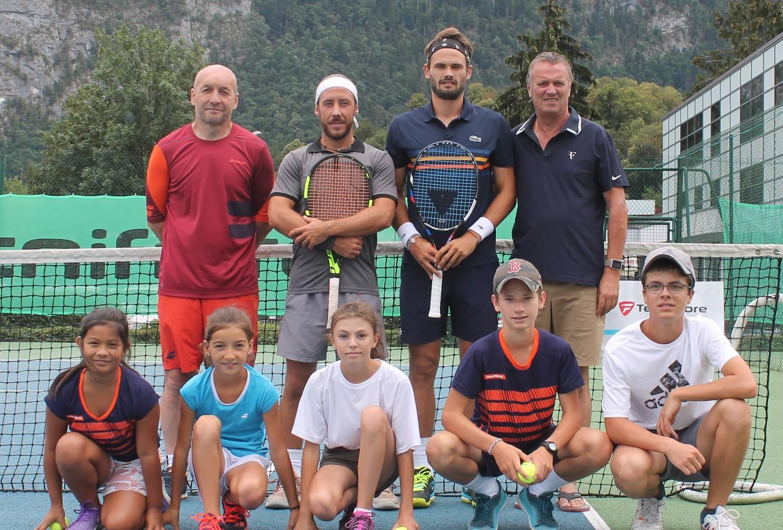 finale homme tournoi open cstc 2018
